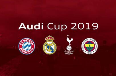 Audi Cup München