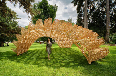 Wicker Pavilion