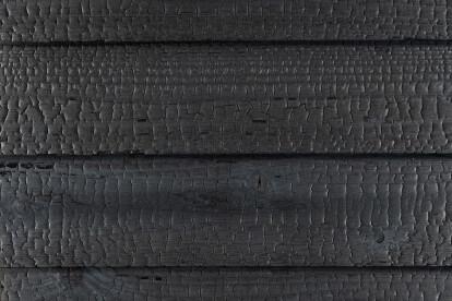 Suyaki - Exterior with Tung Oil BLACK (Shou Sugi Ban)