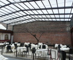 I Tre Merli Retractable Roof
