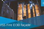 VISS Fire EI30 façade