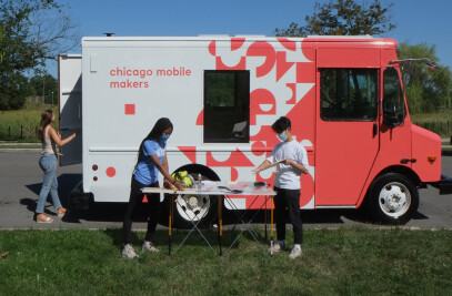 The Chicago Mobile Makerspace
