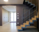 stairs to the mezzanine