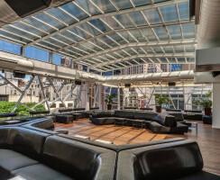 Copacabana Retractable Glass Roof
