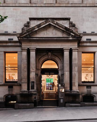 State Library Victoria Redevelopment