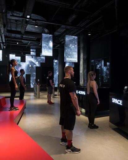 Kometa Black Fitness Club