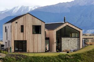 Twin Peak House