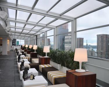 Sky Room Retractable Enclosure