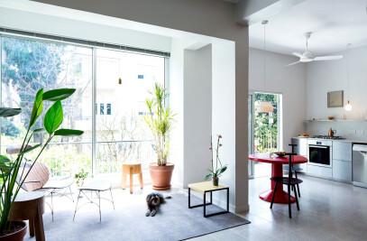 Nahmani Tel Aviv Apartment