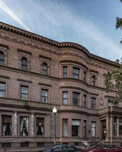 The Garrett-Jacobs Mansion