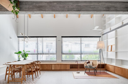 Family House Extension | Tel Aviv Apartment