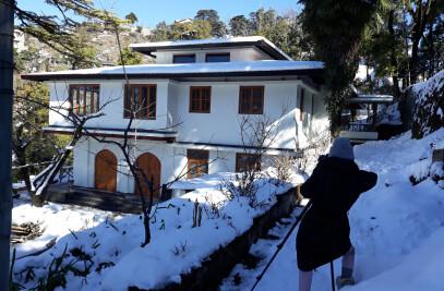 Mountain House, India
