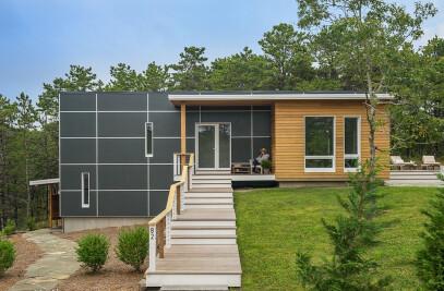 Wellfleet Modern Home