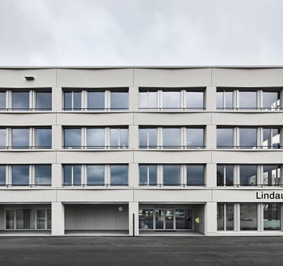 Neubau Sekundarschulhaus LINDAU mit Sporthalle