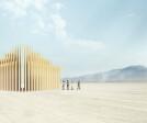 Mausoleum of Revelations, Burning Man installation concept