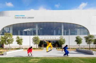 Costa Mesa Donald Dungan Library