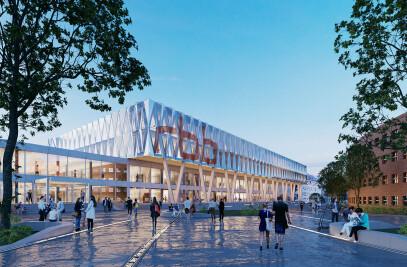 rbb Digitales Medienhaus und Campusentwicklung