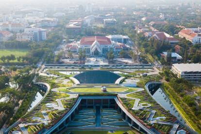 LANDPROCESS unveil Asia's largest organic rooftop farm