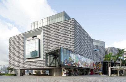 Renovation of the Hong Kong Museum of Art