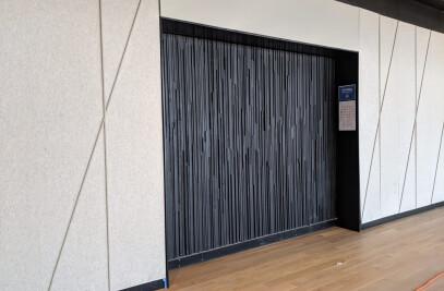 Horizontal Sliding Doors