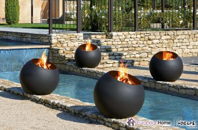 Bubble Fire Pit