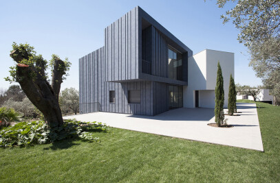 Villa Rosa Sketch House