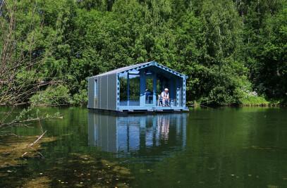 DD16 - prototype of modular compact house