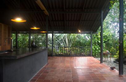 Casa Volcanes y La Casa del Ocobo
