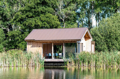 The Lake Cabin