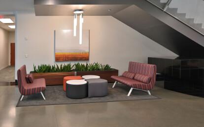 Mariner Indoor Multi-Section Planter