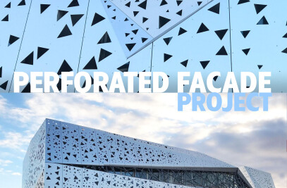 Perforated Facades Projects