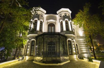 The Bucharest Municipality Museum – Sutu Palace