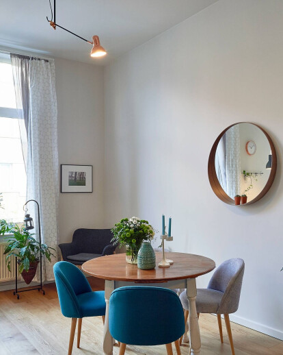 Brussels Apartment for a Young Couple