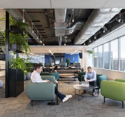 Atlassian Office Fit Out