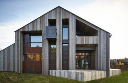 House In Duchanino