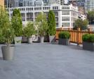 Tiledek under installed tile