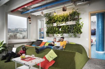 Google Budapest Spa Office