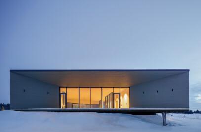 Neris River House
