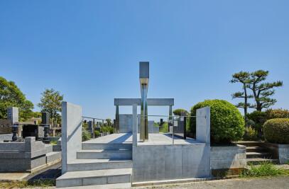 The Grave of Kamakura Yukinoshita Church