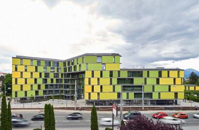 Housing development site Stadtpark Lehen