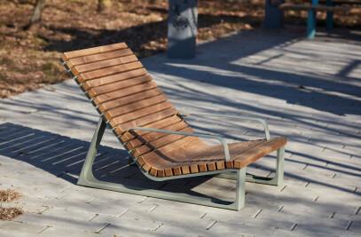 Lounge chair SUMMER