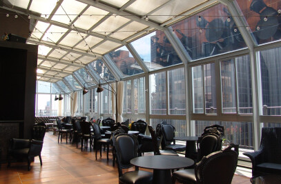The Kimberly Hotel Retractable Roof