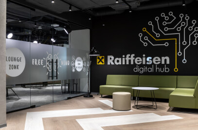 Office RAIFFEISEN BANK AVAL