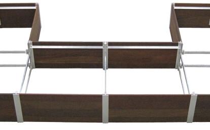Mariner Extra Large Modular Wood Planter Box