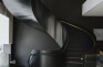 METAL STAIRCASE WITH MECHANICAL ASSEMBLY