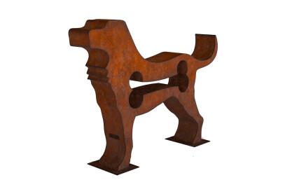 Sculpture DOG