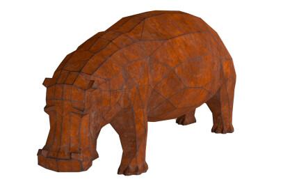 Sculpture HIPPO