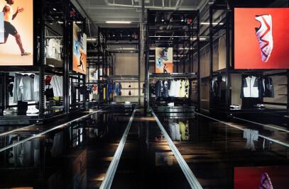 Spyder flagship store Gangnam