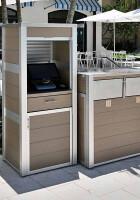 Weatherproof OPS Kiosk Cabinet