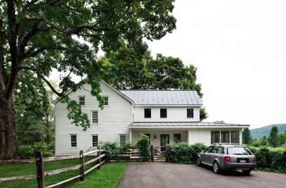 Amenia farmhouse renovation